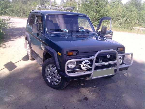 Лада 4x4 2121 Нива, 1999 год, 190 000 руб.
