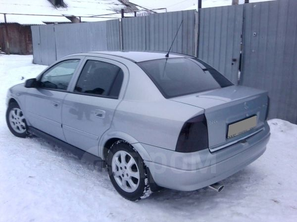 Opel Astra, 2002 год, 230 000 руб.