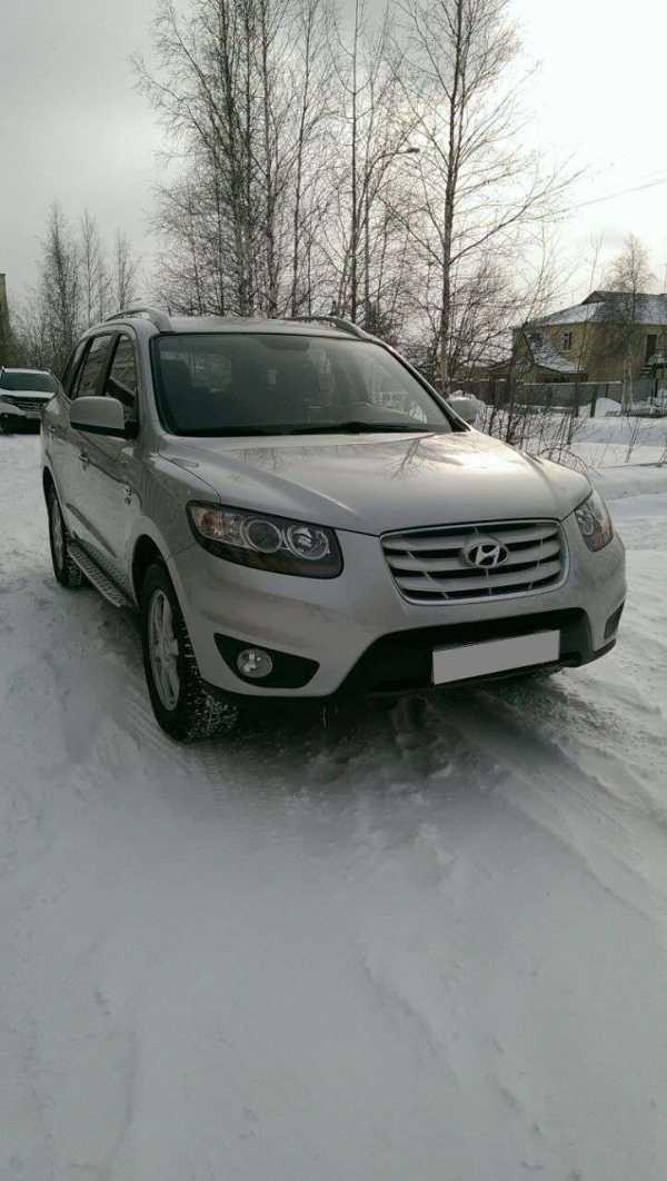 Hyundai Santa Fe, 2011 год, 1 130 000 руб.