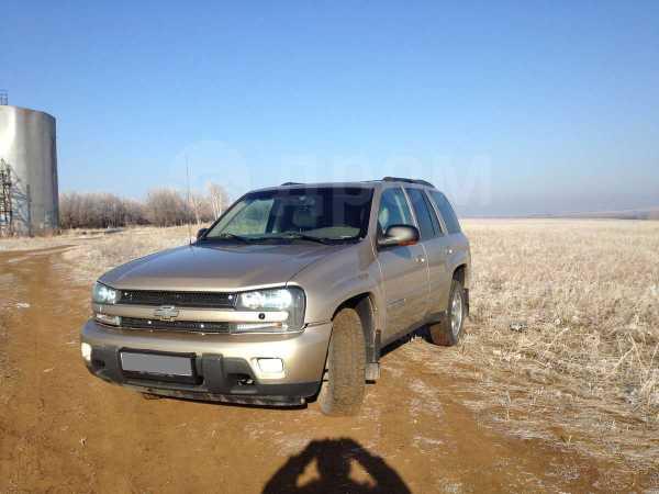Chevrolet TrailBlazer, 2003 год, 500 000 руб.