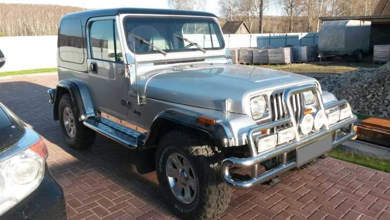 Jeep Wrangler, 1993 год, 600 000 руб.