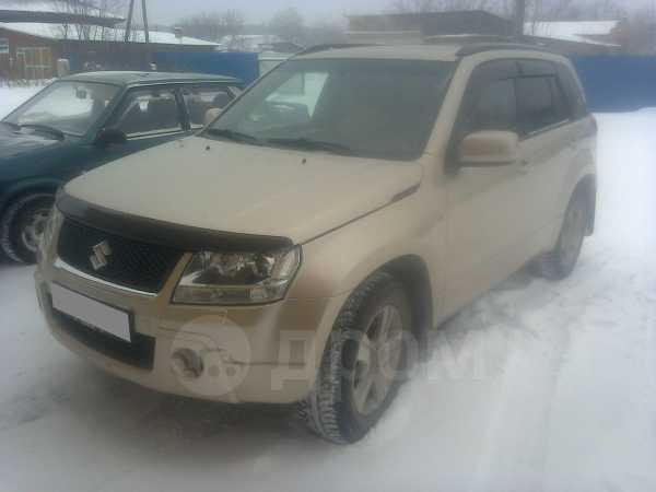 Suzuki Grand Vitara, 2007 год, 645 000 руб.