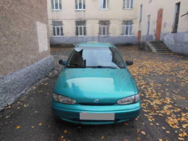 Hyundai Accent, 1995 год, 60 000 руб.