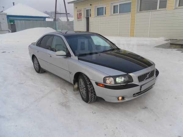 Volvo S80, 2003 год, 275 000 руб.