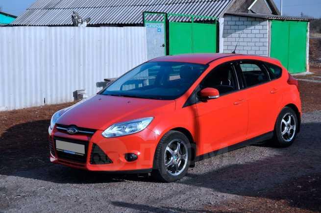 Ford Focus, 2013 год, 750 000 руб.