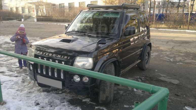 Mitsubishi Pajero Mini, 2003 год, 350 000 руб.