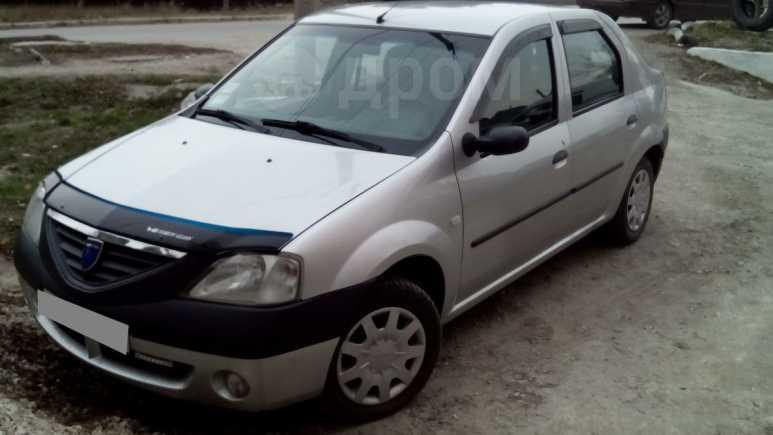 Dacia Logan, 2006 год, 267 000 руб.