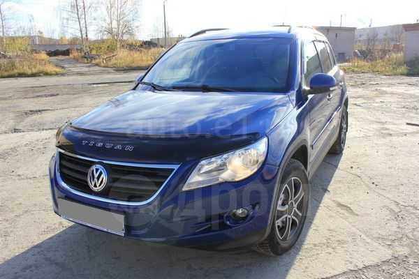 Volkswagen Tiguan, 2008 год, 567 000 руб.