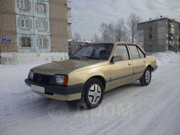 Opel Ascona, 1985 год, 65 000 руб.
