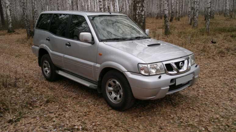 Nissan Terrano II, 2004 год, 550 000 руб.