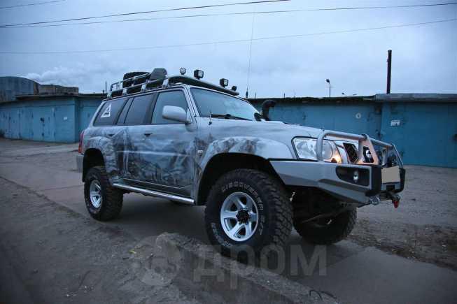 Nissan Patrol, 2005 год, 1 390 000 руб.