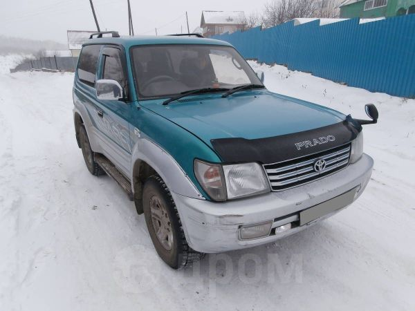 Toyota Land Cruiser Prado, 1997 год, 550 000 руб.