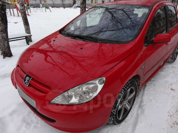 Peugeot 307, 2003 год, 225 000 руб.