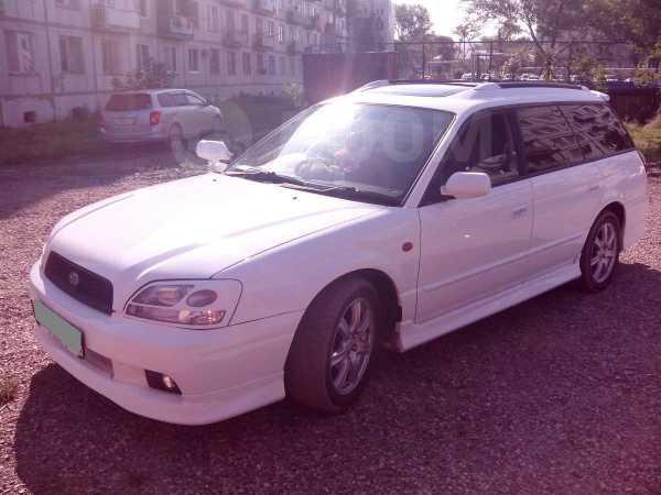 Subaru Legacy, 2003 год, 290 000 руб.