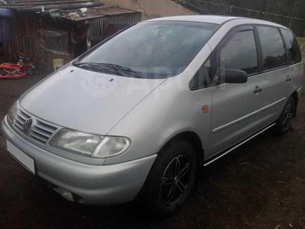 Volkswagen Sharan, 1999 год, 280 000 руб.