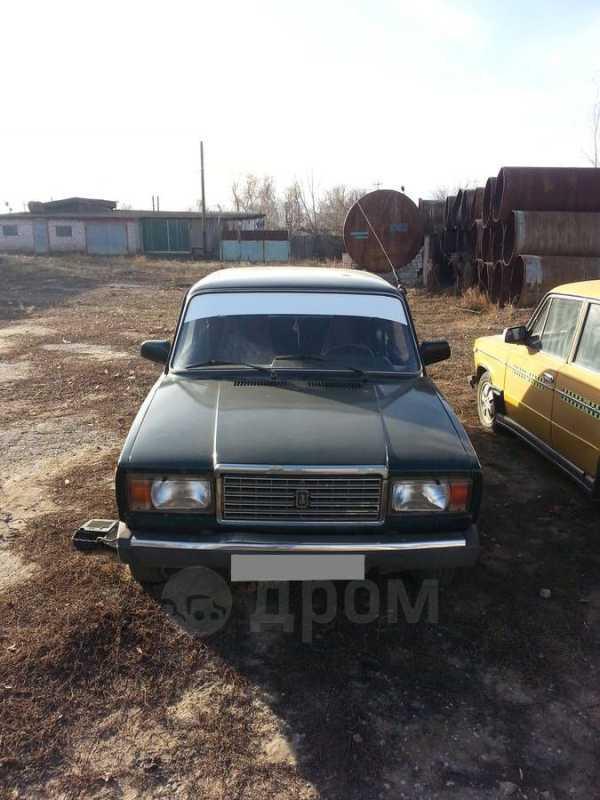 Лада 2107, 1999 год, 15 000 руб.