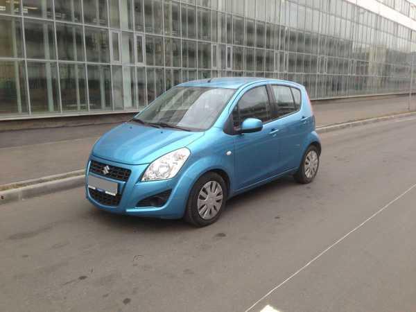 Suzuki Splash, 2013 год, 510 000 руб.