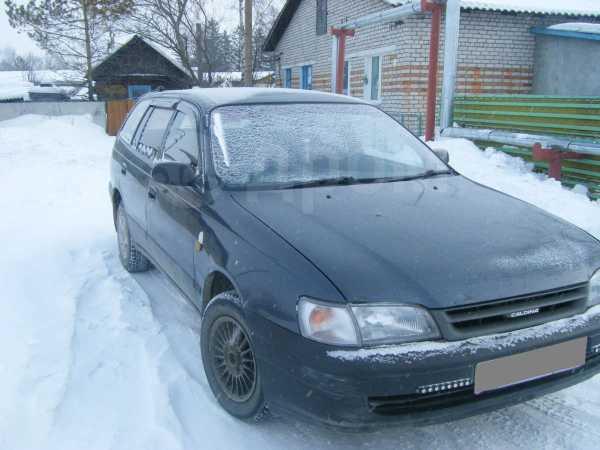 Toyota Caldina, 1992 год, 120 000 руб.