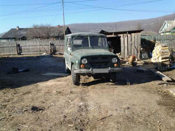 УАЗ 469, 1978 год, 160 000 руб.