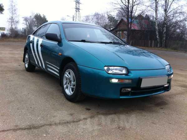 Mazda 323F, 1996 год, 155 000 руб.