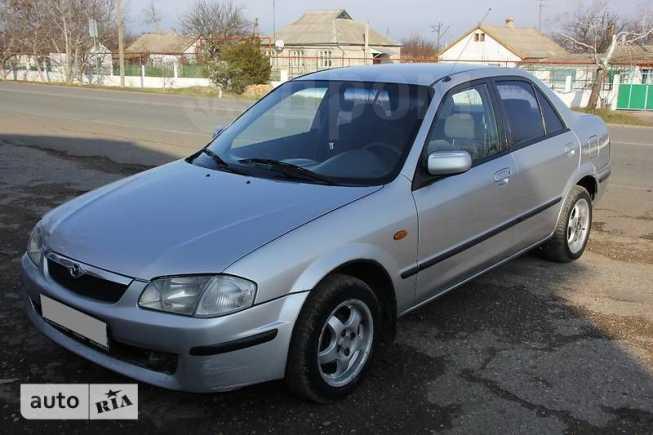 Mazda 323, 2000 год, 205 429 руб.