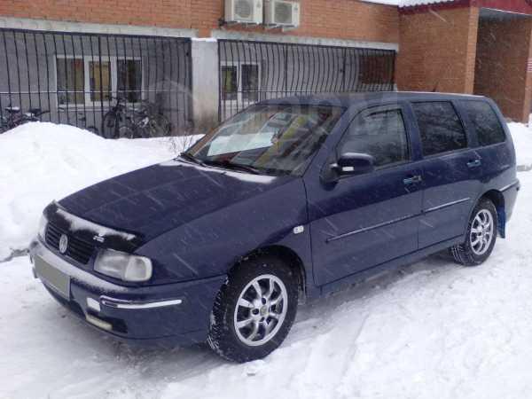 Volkswagen Polo, 2001 год, 210 000 руб.