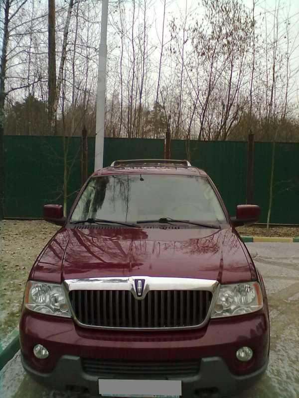 Lincoln Navigator, 2004 год, 550 000 руб.