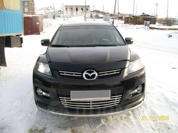 Mazda CX-7, 2007 год, 730 000 руб.