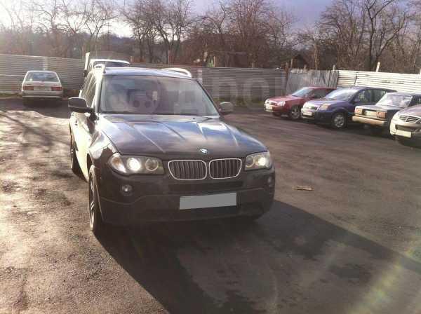 BMW X3, 2009 год, 930 000 руб.