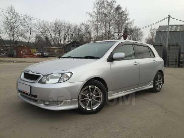 Toyota Corolla Runx, 2001 год, 355 000 руб.