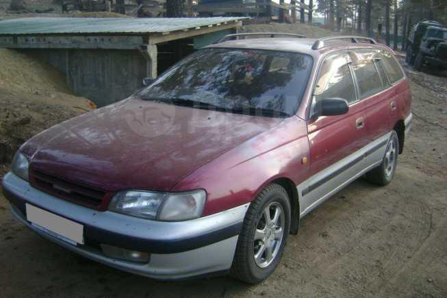 Toyota Caldina, 1996 год, 206 000 руб.