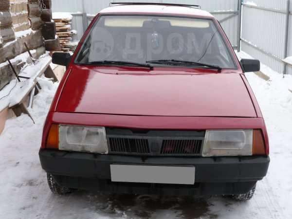Лада 2108, 1990 год, 45 000 руб.