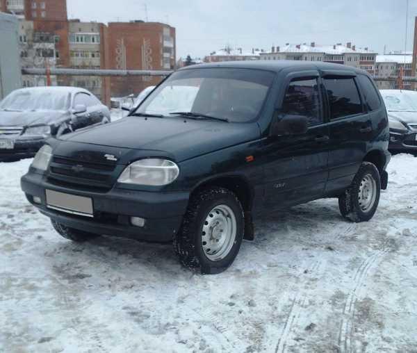 Chevrolet Niva, 2004 год, 159 000 руб.