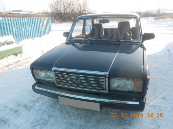 Лада 2107, 2002 год, 50 000 руб.