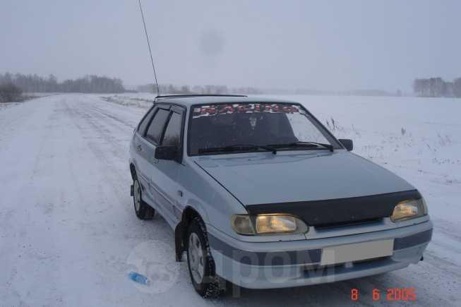 Лада 2114 Самара, 2004 год, 120 000 руб.