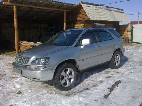 Lexus RX300, 2001 год, 600 000 руб.