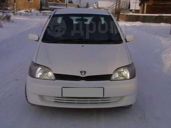 Toyota Platz, 2001 год, 190 000 руб.