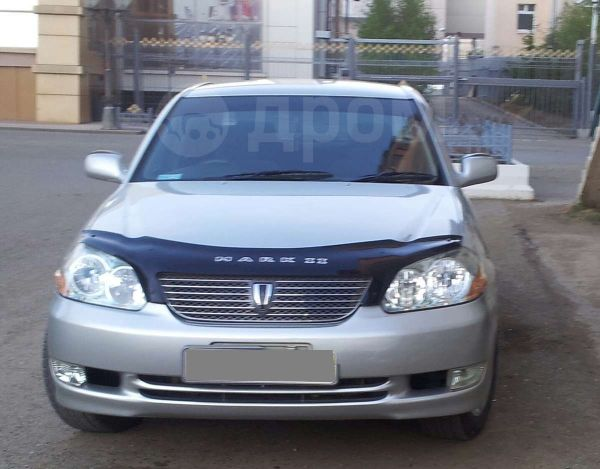 Toyota Mark II, 2002 год, 380 000 руб.