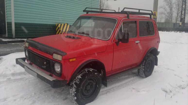 Лада 4x4 2121 Нива, 1992 год, 85 000 руб.