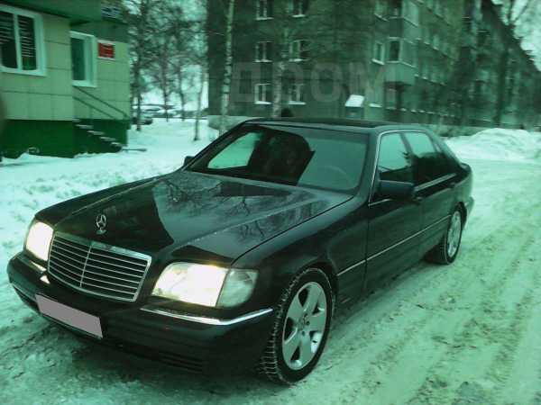Mercedes-Benz S-Class, 1997 год, 430 000 руб.
