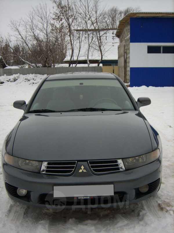 Mitsubishi Galant, 2002 год, 280 000 руб.