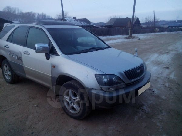 Toyota Harrier, 1998 год, 350 000 руб.