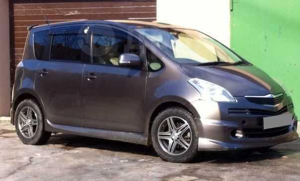 Toyota Ractis, 2005 год, 338 000 руб.