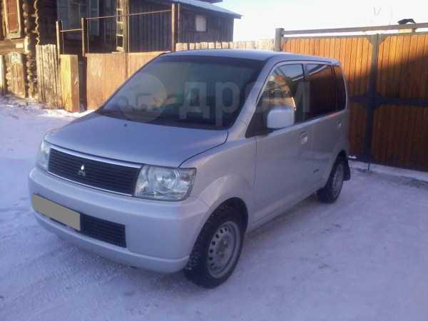 Mitsubishi eK Wagon, 2003 год, 190 000 руб.
