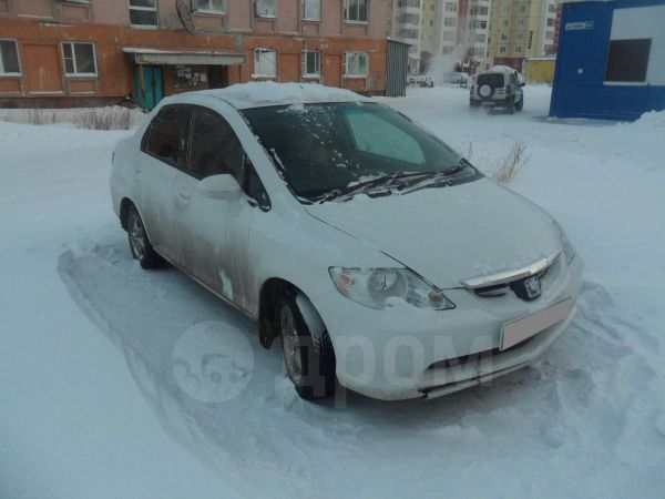 Honda Fit Aria, 2003 год, 200 000 руб.
