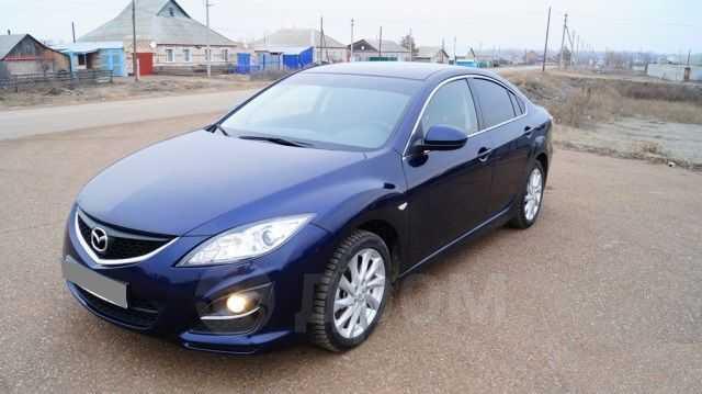 Mazda Mazda6, 2012 год, 800 000 руб.