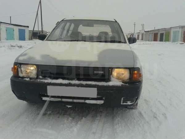 Nissan AD, 1991 год, 50 000 руб.