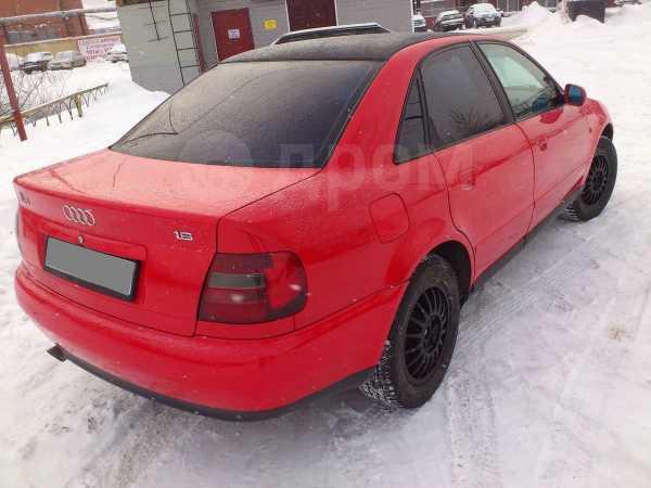 Audi A4, 1998 год, 185 000 руб.