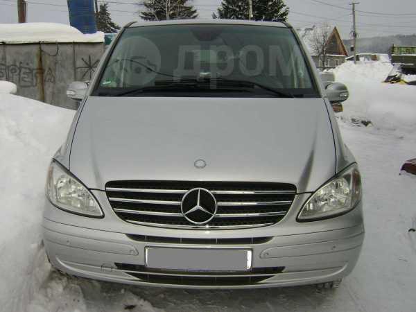 Mercedes-Benz Viano, 2009 год, 1 200 000 руб.