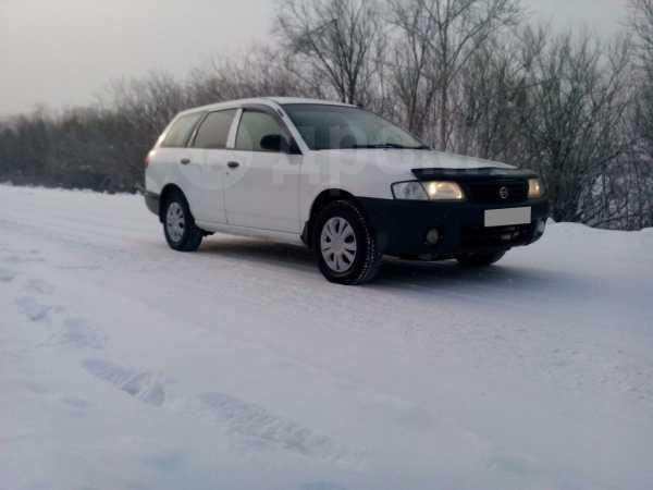 Nissan AD, 2004 год, 209 000 руб.